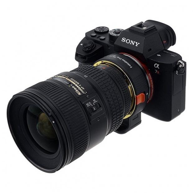 นี่มันสุดยอด กับอะแดปเตอร์แปลงเลนส์ Nikon AF ให้ใช้กับกล้อง Sony E ได้เต็มระบบ