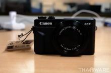 Canon G7X Mark II กล้องคอมแพ็คคุณภาพสูง มาพร้อมชิปตัวใหม่ DIGIC 7