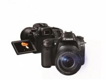 Canon เปิดตัว EOS 80D ใหม่ พร้อมเลนส์นาโน EF-S 18-135 mm