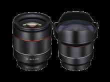 สาวกกล้อง Sony มีเฮ เมื่อ Samyang ออกเลนส์ออโต้โฟกัสใหม่ 2 ตัว