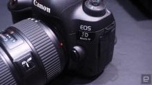 Canon EOS 5D Mark IV กล้อง DSLR ระดับท๊อปรุ่นใหม่