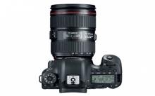 Canon เปิดตัว EOS 6D Mark II