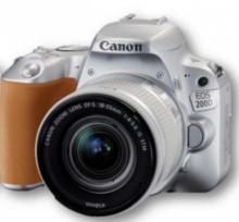 Canon EOS 200D กล้อง DSLR รุ่นใหม่ดีไซน์เก๋