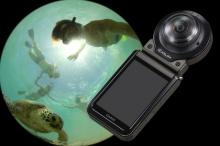 Casio ปล่อย EX-FR200 กล้องแอ็คชั่นคาเมร่า ที่ปรับหมุนได้ 360 องศา
