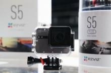 เอสเทรคลุยตลาดกล้องแอคชั่น ส่งอีซี่วิซชูจุดขายออพชั่นแน่น