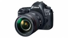 Canon EOS 5D Mark IV กล้องฟูลเฟรมรุ่นใหม่ 30 ล้านพิกเซล