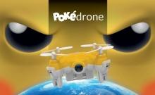 Pokédrone โดรนจิ๋วสุดเจ๋ง ที่ไล่จับโปเกมอนได้แม้ในที่ยากจะเข้าถึง