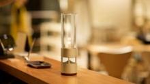 โคมไฟแก้ว ที่ใช้ฟังเพลงได้ SONY LSPX-S1 GLASS