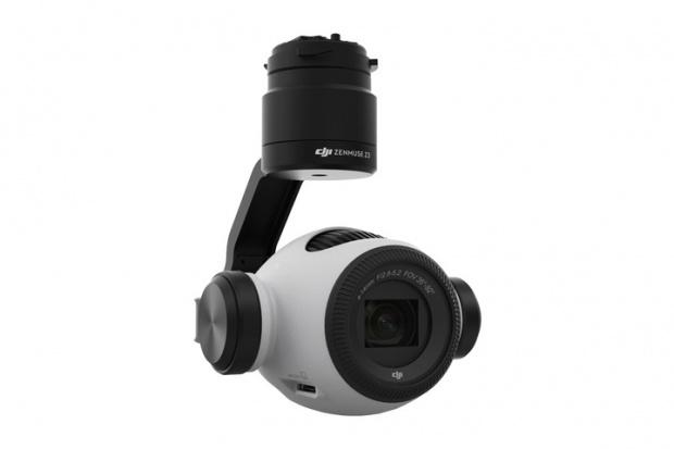 DJI Zenmuse Z3 กล้องติดโดรนตัวแรกจากค่าย DJI ที่สามารถซูมได้