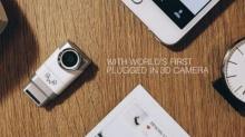 Eye-Plug เปลี่ยนมือถือให้เป็นกล้อง 3 มิติ