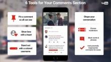 YouTube ปล่อยเครื่องมือ Commenting tools ตัวใหม่ให้ Creator ได้ใช้งานแล้ว