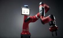 มือขยัน นวัตกรรมแขนกล หุ่นยนต์อัจฉริยะ สุดไฮเทค ของ Rethink Robotics
