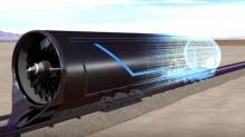 คลิปล่าสุด Hyperloop รถไฟไฮเทคความเร็วสูง แห่งยุคอนาคต