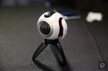 Samsung เปิดเผยราคาและวันวางจำหน่ายกล้องสุดล้ำ Gear 360 อย่างเป็นทางการ