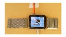 มาดูคลิปการบูท Windows 95 บน Apple Watch