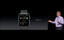 Apple เปิดตัว watchOS 3 ทำงานเร็วขึ้น หน้าปัดนาฬิกาใหม่ เพิ่มโหมดฉุกเฉิน