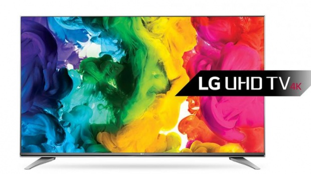 เทคโนโลยี RGBW บน LG UHD TV ได้รับการันตีคุณภาพ 4K