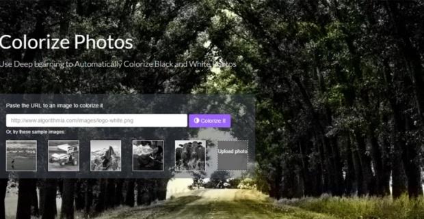 เปลี่ยนภาพขาวดำให้กลายเป็นภาพถ่ายสีสันสดใสง่ายๆ ในคลิกเดียว!
