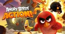 Angry Birds Action! มาพร้อมฟีเจอร์เด็ด ดูหนังในโรงจบปลดล๊อคด่านใหม่ได้