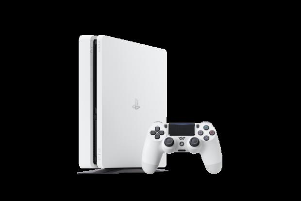 PlayStation 4 Slim 'สีขาว' เข้าไทยสัปดาห์หน้า !!!!