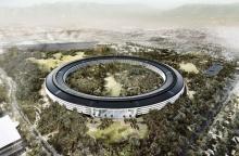 สุดอลัง!! ศูนย์บัญชาการแห่งใหม่ของ Apple จุคนได้ 13,000 คน