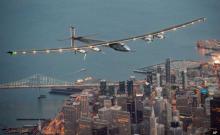 เครื่องบินพลังงานแสงอาทิตย์ โซลาร์ อิมพัลส์ บินข้ามมหาสมุทรแปซิฟิกได้สำเร็จแล้ว