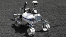 ทดสอบหุ่นยนต์ ในเขตภูเขาไฟก่อนส่งไปดวงจันทร์