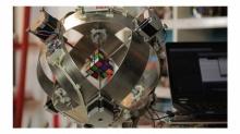 สถิติล่าสุดของหุ่นยนต์ กับการเรียงสีรูบิก ที่เร็วที่สุด! เท่าที่โลกเคยมีมา