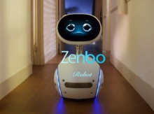 Zenbo เพื่อนหุ่นยนต์ตัวน้อย จาก Asus ที่จะมาคอยดูแลห่วงใย