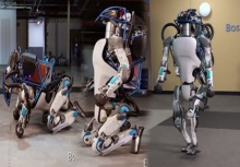 หุ่นยนต์สุดล้ำ ทรงตัวดีล้มแล้วลุกเองได้ด้วย เหมือนคนสุดๆ!!