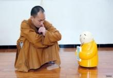 ล้ำมาก!!หุ่นยนต์พระเผยแผ่ศาสนา คุยกับมนุษย์ได้ด้วย!!